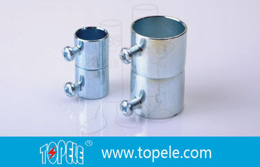 Cina Hot Dip Galvanized EMT Conduit dan Fitting dengan Amerika Steel standar Set Screw Coupling pemasok