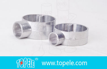TOPELE 25MM Hot-Dipped Galvanized Aluminium Junction Box / Kotak Logam Conduit Dengan Standar BS4568 /