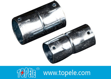 BS Listrik Conduit Steel Coupler Galvanized Conduit Persiapan Permukaan
