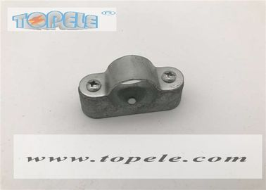 Cina BS31 BS4568 Conduit Steel Conduit Fittings Jarak Saddle Iron Base Steel Top pabrik