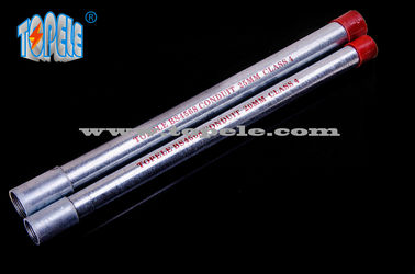 20mm, 25mm Galvanized BS4568 Conduit Pipe, Steel Listrik Conduit GI Tabung